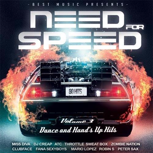 VA - Need for Speed Vol.3 (2017)