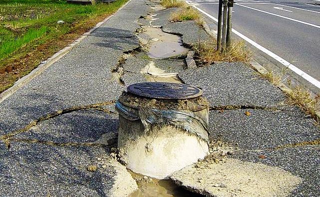 Неготовность к землетрясению - relevant