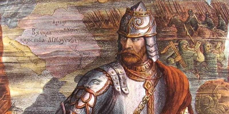 Великий князь литовский Гедимин — основатель династии.
